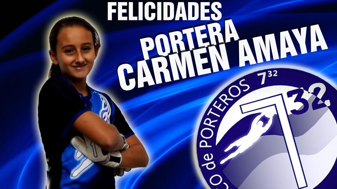 Convocatoria Carmen Amaya